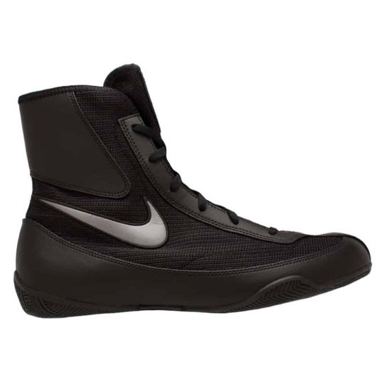 Nike Machomai 2 Boxing Boots - Black/Silver