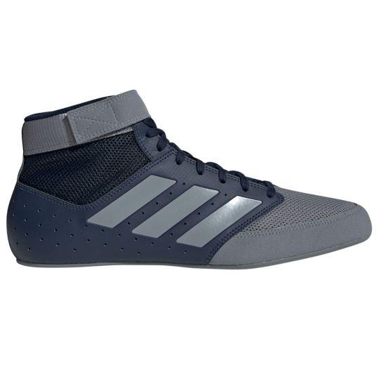 Adidas Mat Hog 2.0 Wrestling Boots - Navy