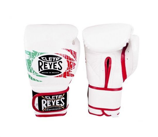 Cleto Reyes Velcro Sparring Boxing Gloves - Mexican