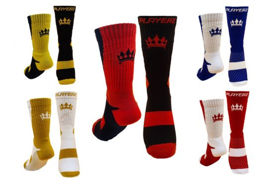 playerz kids boxing socks