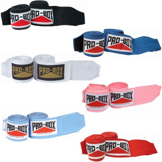 Pro Box ABA Spec Stretch Hand Wraps