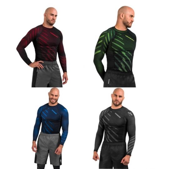 Hayabusa Odor Resist Long Sleeve Rashguard