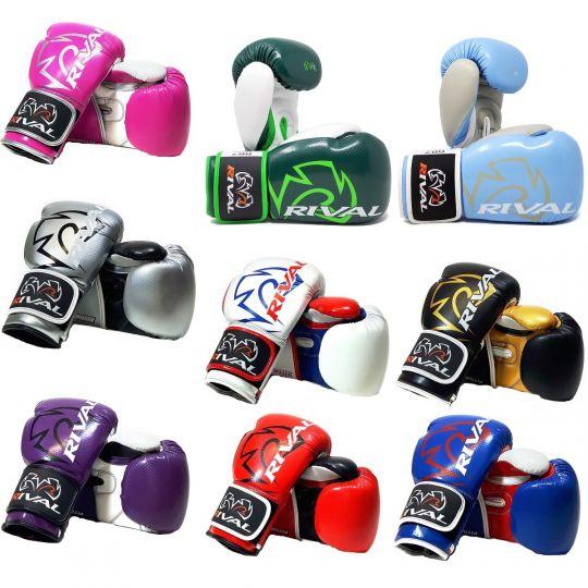 Rival Fitness Plus Bag Gloves