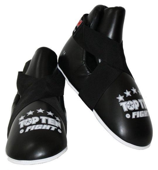 Top Ten Fight Kick Protectors - Black