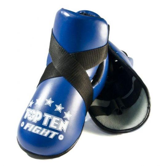 Top Ten Fight Kick Protectors - Blue