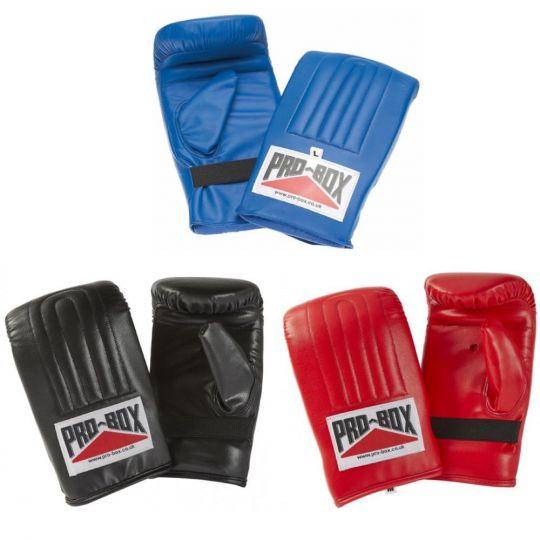 Pro Box PU Bag Mitt