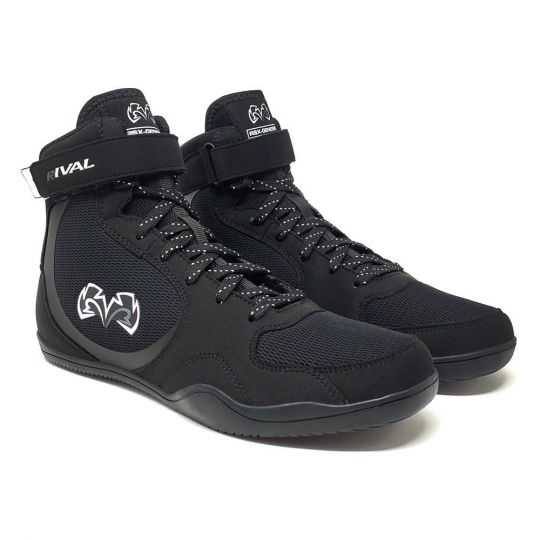 Rival RSX Genesis 2.0 Boxing Boots - Black