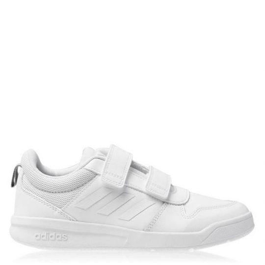 Adidas Kids Tensaur Trainers - White - 5.5UK