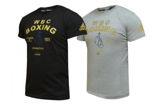 Adidas WBC Boxing Gloves T-Shirt