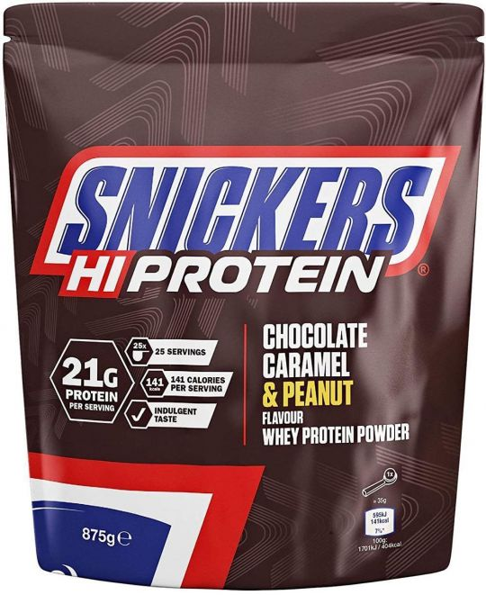 Snickers Whey Protein Powder - Original