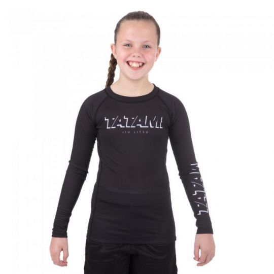 Tatami Kids Shadow BJJ Rash Guard
