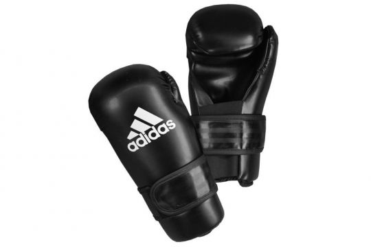 Adidas Semi Contact Pointfighter Gloves - Black - XLarge