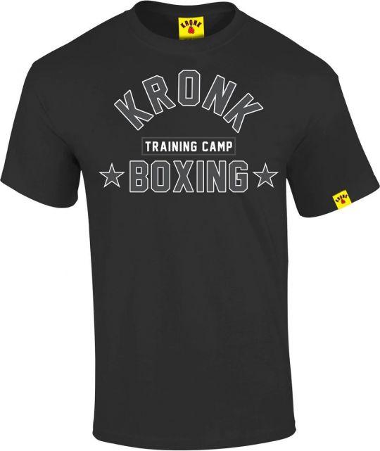 Kronk Training Camp T-Shirt - Black/White