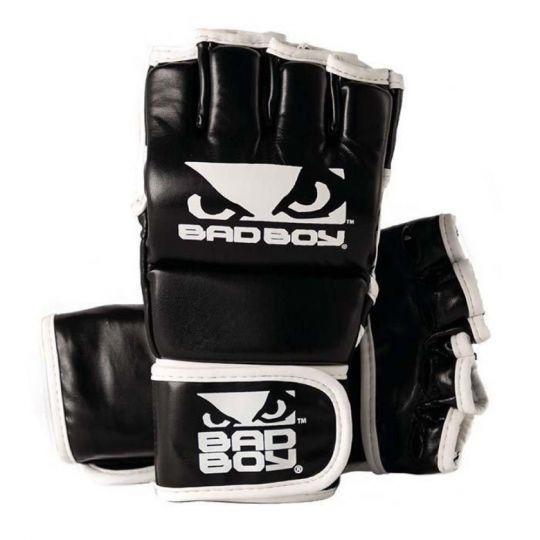 Bad Boy MMA Fight Gloves - Black/White