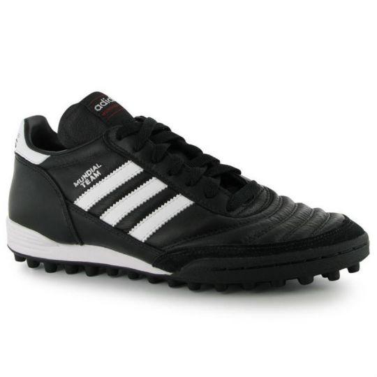 Adidas Mundial Team Football Trainers - Black