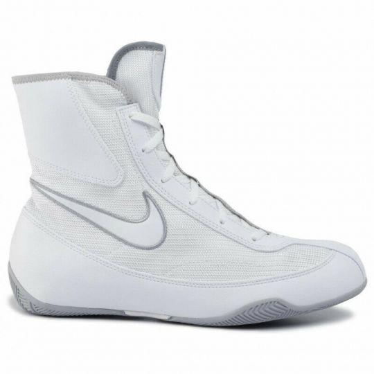 Nike Machomai 2 Boxing Boots - White/White