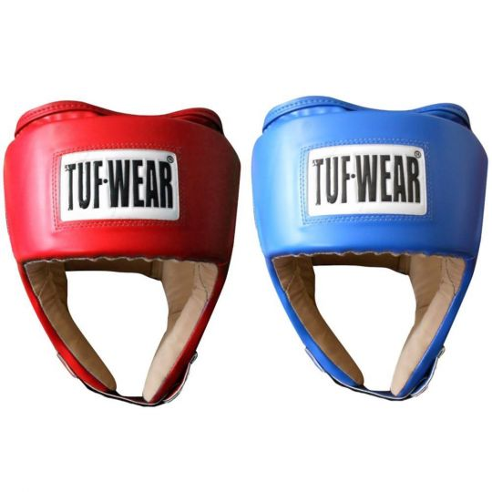 Tuf Wear Open Face Head Guard