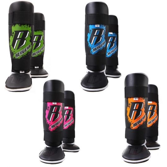 RevGear Kids Deluxe Muay Thai Shin Guards