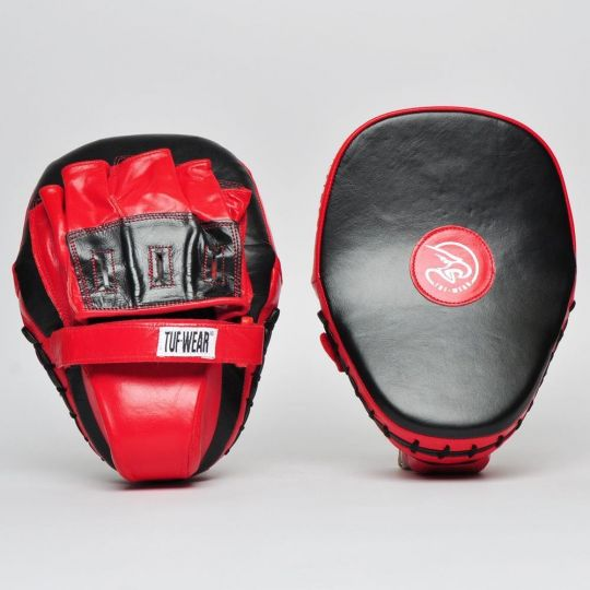 Tuf Wear Lightweight Curved Focus Pads