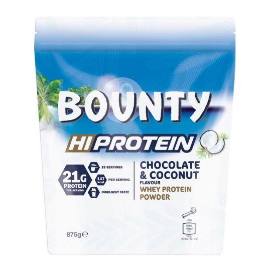 Bounty Whey Protein Powder