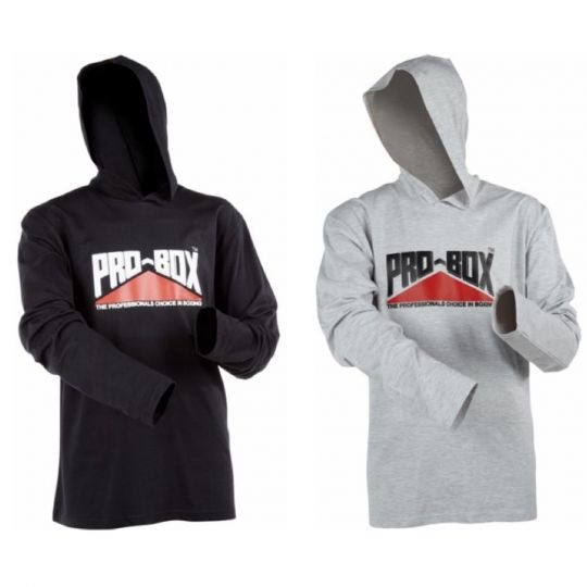 Pro Box Training Hooded Top