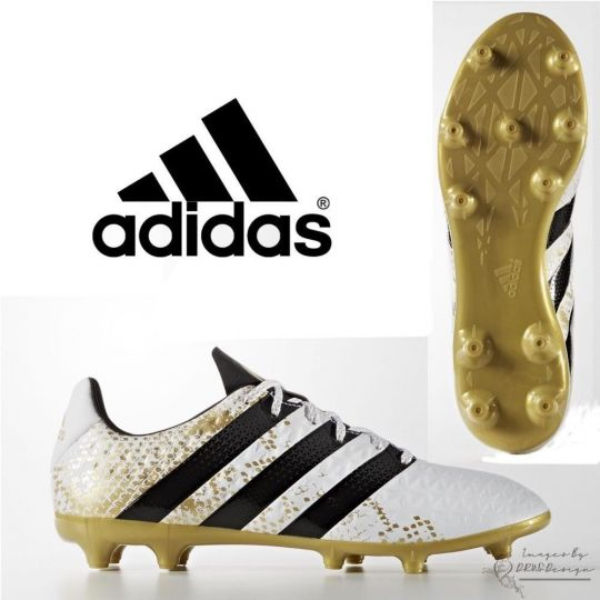 Adidas Ace Football Boots - White