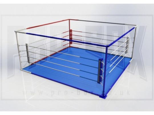 Pro Box Club Quick Assembly Boxing Ring - Please Contact Us For Shipping Costs