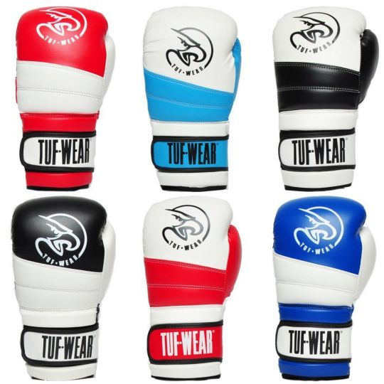 Tuf Wear Typhoon Boxing Gloves