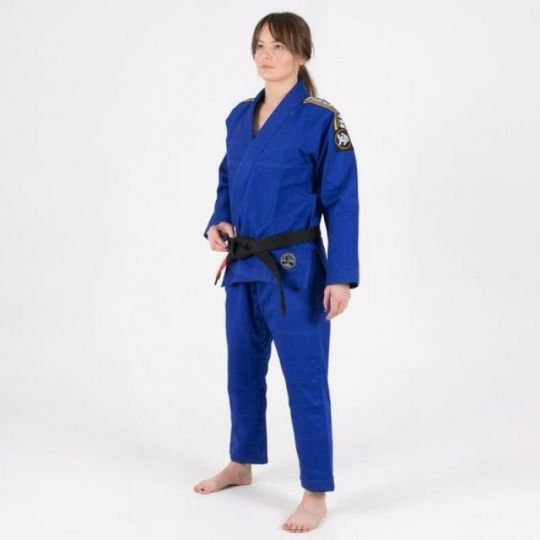 Tatami Ladies Nova BJJ Gi - Blue - F2