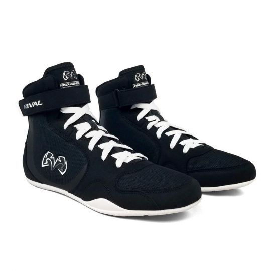 Rival RSX Genesis Boxing Boots - Black
