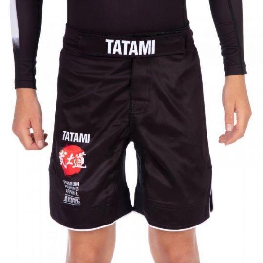 Tatami Kids Bushido BJJ Shorts