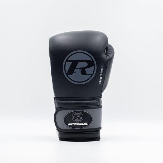Ringside Pro Training G2 Boxing Gloves - Black/Grey