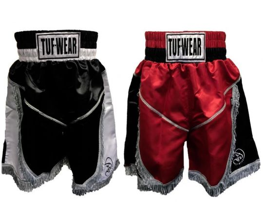 Tuf Wear Hurricane Pro Boxing Shorts