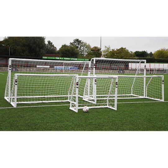 Precision Match Football Goal Posts