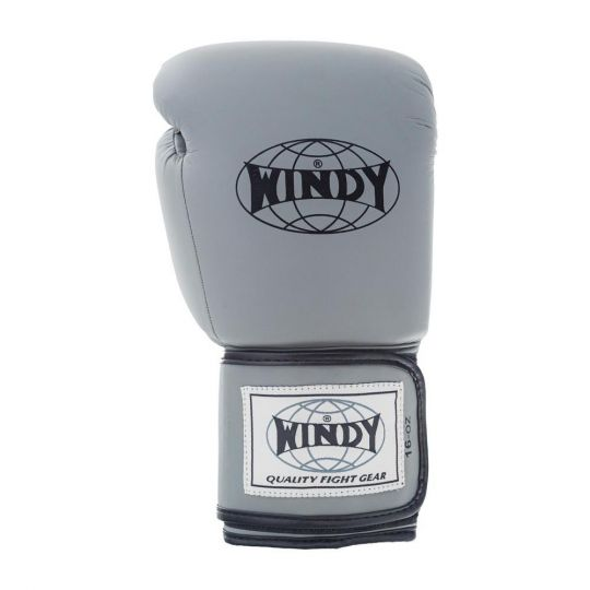 Windy Proline Boxing Gloves - Grey