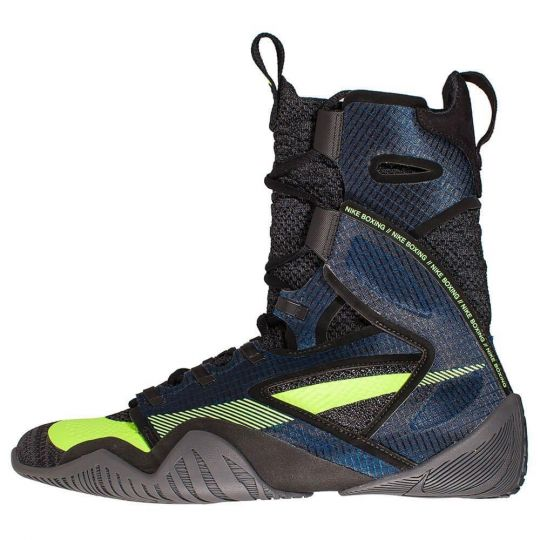 Nike Hyper KO 2 Boxing Boots - Black/Navy