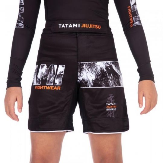 Tatami Kids Tropic BJJ Shorts