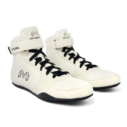 Rival RSX Genesis Boxing Boots - White