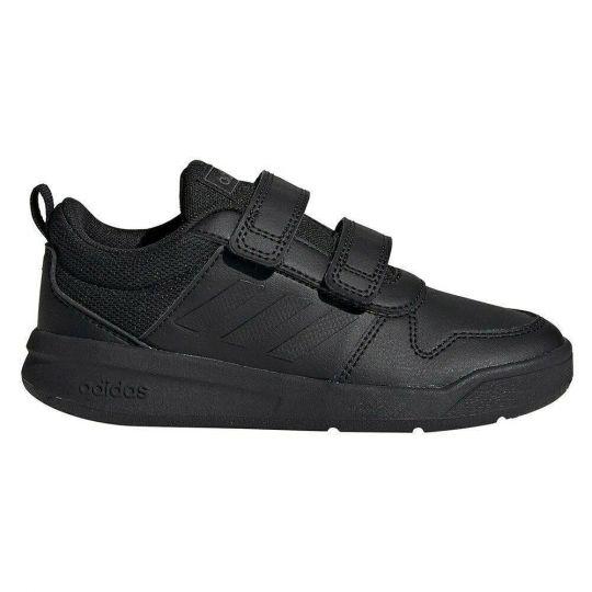 Adidas Tensaur Kids Running Shoes - Black