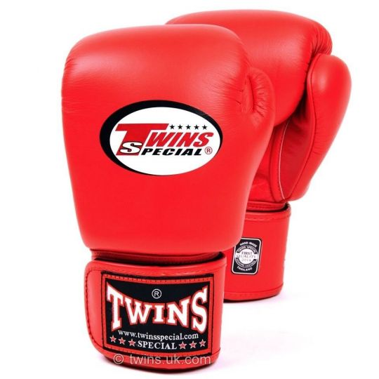 Twins Boxing Gloves - Red