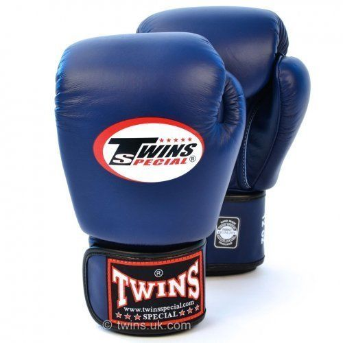Twins Boxing Gloves - Navy