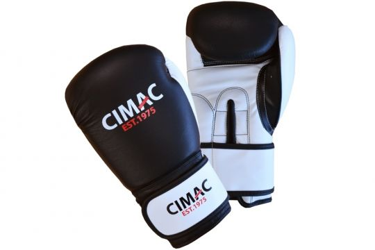 Cimac Leather Boxing Gloves