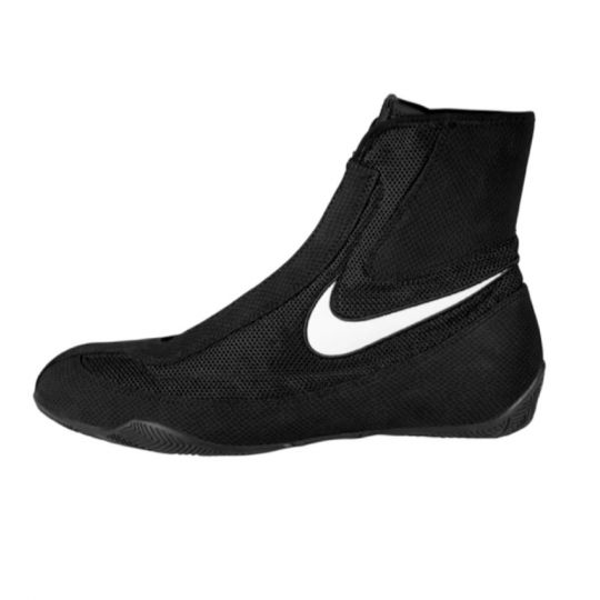 Nike Machomai Boxing Boots - Black/White