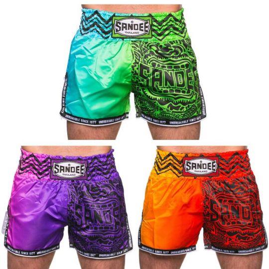 Sandee Warrior Thai Shorts