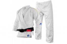 Adidas BJJ Gi Adult and Kids - White