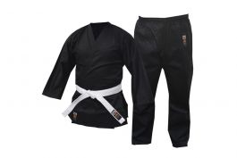 Cimac 8oz Karate Suit - Black