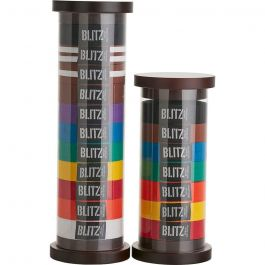 Blitz Martial Arts Cylinder Belt Display Stand