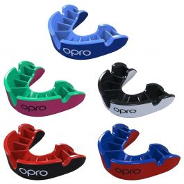Opro Silver Gen 4 Mouth Guard