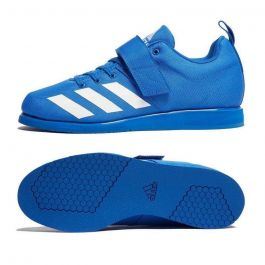 Adidas Powerlift 4 Weightlifting Boots - Blue