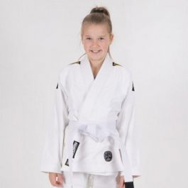 Tatami Nova Kids Absolute BJJ Gi  - White